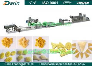 China Crispy fried rice crust 3d snack food making machine / production line on sale