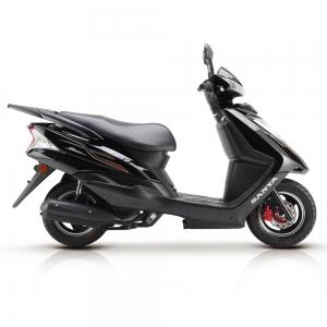 China Anti Skid Tire Gas Motor Scooter , Gas Powered Scooters Street Legal?6L Fuel Tank on sale