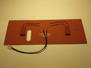 China High Efficient Food Warmer Heating Element 220V Aluminum Plate Material on sale