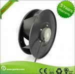 подобный вентилятор мотора ЭК, вентилятор центробежного нагнетателя с безщеточным электрическим двигателем ДК