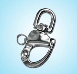 China Grilhão de aço inoxidável da pressão do giro do olho (AISI304/316) on sale