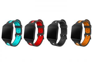 China Comfortable Wearing Exercise Monitor Watch / Health Tracker Bracelet Tpu Material on sale