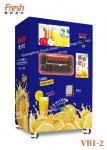 electric citrus juicer orange fresh orange juice vending machine mixer juice dispenser machine orange juice maker
