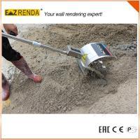 Environmental Concrete Hand Mixer , Concrete Mixing Equipment 48V