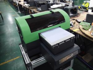 China Marble / Acrylic / Cloth UV Flatbed Printer with SPT1020 Heads 170 x 297mm on sale