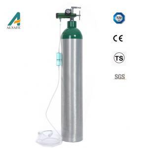 CE approved M122 medical oxygen cylinder for ambulance for