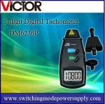 DM6236P 5ディジットのデジタル回転速度計