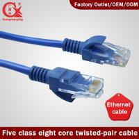 High Speed Connectivity Cat5 RJ45 ethernet network cable