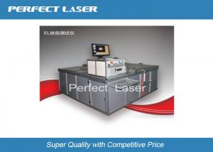 China Perfect Laser PV Module El Solar Cell Tester , Solar Panel Testing Equipment Defect Detect on sale