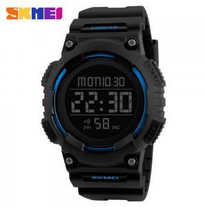 China wholesale import SKMEI plastic wrist watch sports man watch on sale