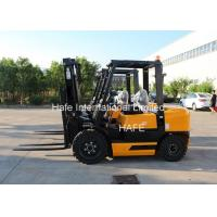 3.5T Capacity Material Handling Forklift 1070*125*45mm Fork Size Safety Operation