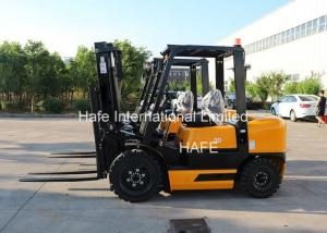 China 3.5T Capacity Material Handling Forklift 1070*125*45mm Fork Size Safety Operation on sale
