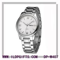 China Japan movt  Stainless steel case  Waterproof  watch on sale