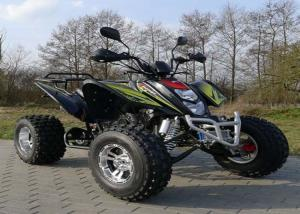 China CG Youth Four Wheelers Water Cooled , Rear Disc Brake 200cc Road Legal Quad Bikes on sale