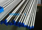 ASTM A269 / A213 / A312 / EN10216-5 TC 1 D4 / T3 Stainless Steel Hydraulic Tubing , Annealing Tubing , Cold Drawn Tubing