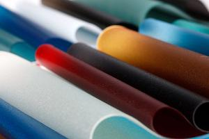 China Light Transmission Colorful PVB Film For Produce Architectural Safe Glass on sale