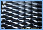 Flattened Heavy Gauge Expanded Metal Mesh Fabric  Raised Surface 1.2x2.4 M Size