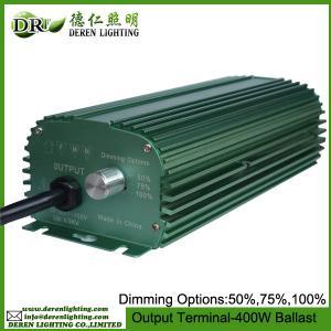 China 400W se développent légers pour la lampe de HPS/MH du ballast de obscurcissement permutable de ballast électronique on sale