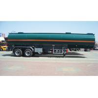 3 axle asphalt tankers bitumen semi trailers for sale form CIMC