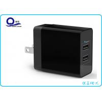 17W 2-Ports USB Travel Adapter Smart Charger with Compact Design for Traveller