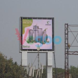 China 1R1G1B SMD3535 P8 Outdoor Electronic Signs For Businesses 320mm×160mm on sale
