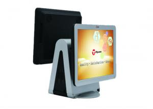 China Double Point Of Sale Systems For Small Business Support Windows Epos Retail Systems on sale