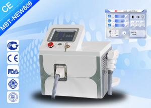 China New Style 808nm Diode Laser Permanent Hair Removal Machines Home Use For All Skin Types on sale