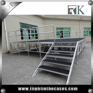 China Best wholesale websites portable stage platform outdoor concert stage sale portable stage aluminum stage truss on sale