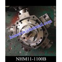 hot sale Intermot hydraulic motor NHM11-1100 with key shaft