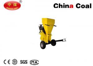 China Tree Branch Gasoline Chipper Shredder  13HP Hydraulic Wood Chipper Farming Equipment on sale