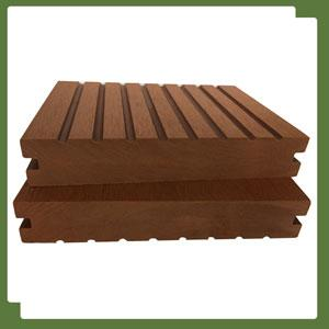 China new design wpc outdoor decking on sale