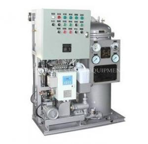 China Marine 15ppm Bilge Separator Oily Water Separator on sale