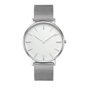 China Custom Minimalist Wrist Watch , 316L SS High Accuracy Quartz Watches on sale