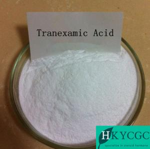 China Tranexamic Acid Powder CAS 1197-18-8 Medical Steroids As a Antifibrinolytic Drug on sale
