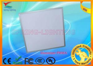 China Ultra-slim 40W SMD 3014 120 degree Led Ceiling Light Fixtures 600 * 600 mm on sale