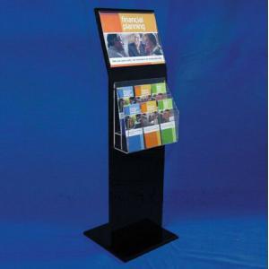 China Hot sale!! acrylic display case, Acrylic magazine rack, Magazine display stand on sale