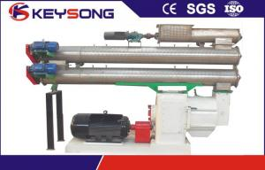 China Pellet Animal Feed Processing Machinery 250kg/h For Pig And Cow on sale