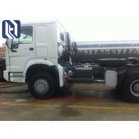 Sinotruk Howo 6x4 336 Hp Bulk Cement Truck For Tansport Powder 20m3 With Air Compressor