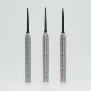 Quality Customized 22.0g Professional SteelTip Tungsten Dart Barrels With Tips for sale
