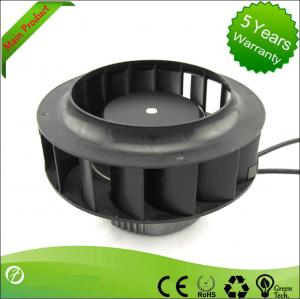 China Replace?Ebm-past Ec Centrifugal Fans With Air Purification Pa66 133mm on sale