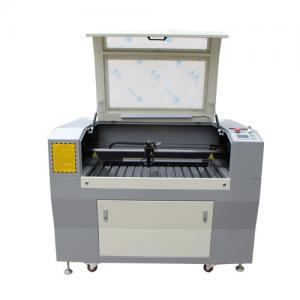 China Leather Cutter Machine Co2 Laser Cutter 90W with 900*600mm Working Area on sale
