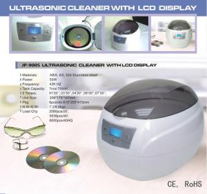 China eyeglasses ulrasonic cleaners on sale
