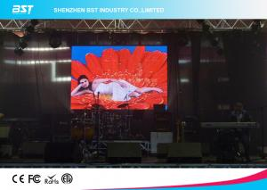 Quality HD Light Weight P3.91mm Rental Led Display , led video wall for Stage Music for sale