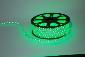 China 220V 110V Neon RGB LED Flexible Strip Lights SMD2835 SMD5050 100m One Roll on sale