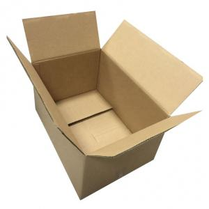 China Customized Printed Corrugated Packing Boxes For Exhibition / Packaging / Shipping on sale