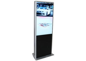 China Indoor Web Based Commercial LCD Display Panels Touch Screen for Video Image Formats on sale