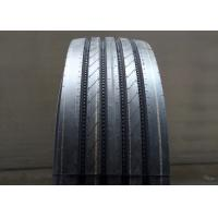 Stone Ejection Design Highway Truck Tires 12R22.5 With Four Straight Grooves