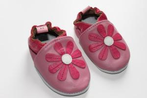 China eco-friendly material cute baby soft sole cartoon shoes on sale