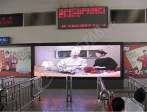 China High Definition P3.91 Indoor Full Color LED Display TV Screens , Waterproof IP31 on sale