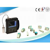 Flaw Detection NDT Ultrasonic Testing Equipment With Real Time Curve LCD Display